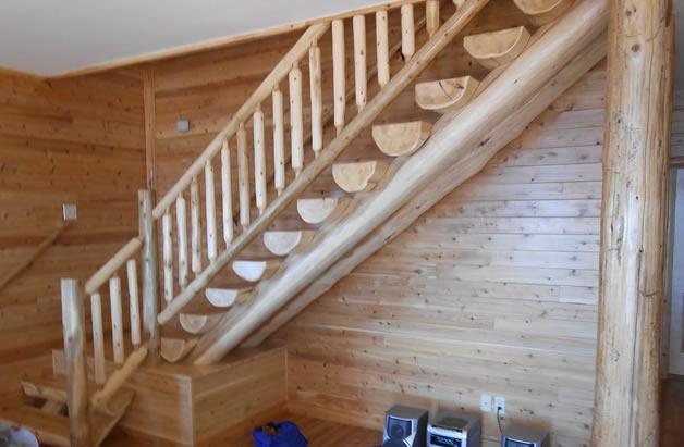 Explore Rustic Railings Stairs Stairways